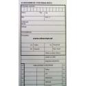 03 - Biochemické vyš. moču - 80x300 mm 100 list., recykl. p