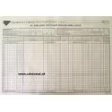 A1 - Základný zúčtovací doklad ambulancie - A4 list