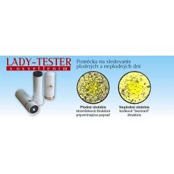 Ovulačný tester plodných dní Lady Tester - NEDOSTUPNÉ!