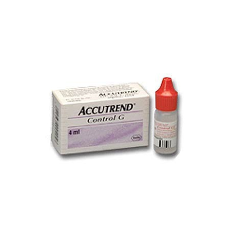 Accutrend Control G (2x4 ml)