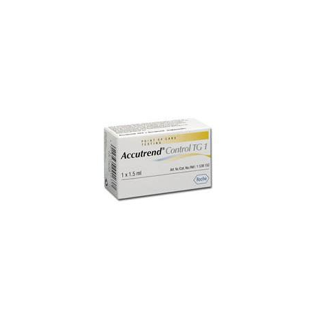 Accutrend Control TG1 (1x1,5 ml)
