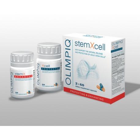OLIMPIQ® stemXcell - 2 x 30 kusov kapsúl