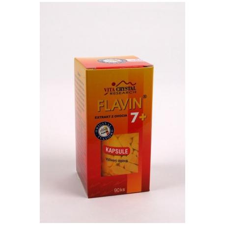 FLAVIN7®+ - 90 kusov kapsúl