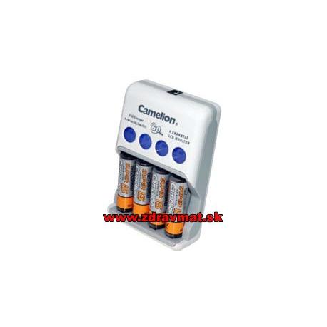 Nabíjačka batérií BC-0802 ULTRA s LCD displejom
