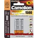 Camelion batérie nabíjateľné NI-MH 1500mA AA 2ks