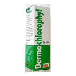 Dermo - Chlorophyl spray na preležaniny