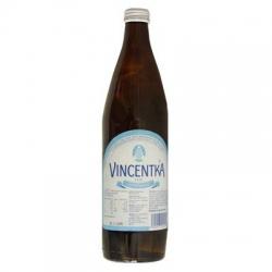 Vincentka prírodná liečivá voda
