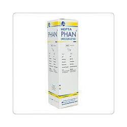 Heptaphan testačné prúžky 100ks