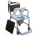 Toaletný vozík