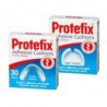 Protefix fixačné podložky horné na umelý chrup