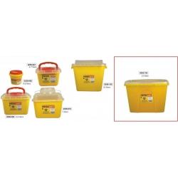 Plastové odpadové boxy