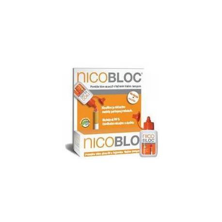 NICOBLOC - ako prestať s fajčením