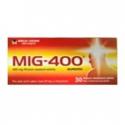 MIG-400 tbl flm 10x400 mg