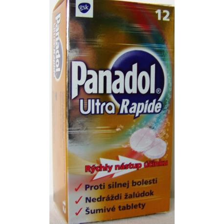 Panadol Ultra Rapide šumivý