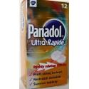 PANADOL ULTRA RAPIDE tbl eff 12
