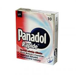 Panadol Rapide - 10 tbl.