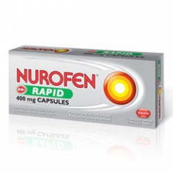 Nurofen Rapid 400mg 10kps
