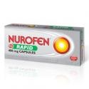 NUROFEN Rapid 400 mg Capsules cps mol 10x400 mg (bli. PVC/PVDc/Al nepriehľ.)