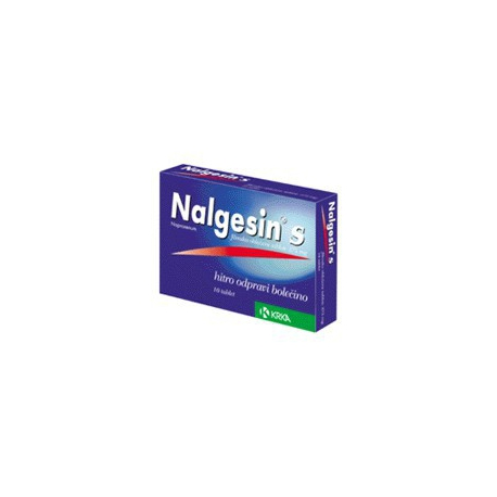 Nalgesin S 20x275mg