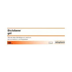 Diclobene gel 1x100g