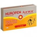 NUROFEN pre deti čapíky 60 mg sup 10x60 mg