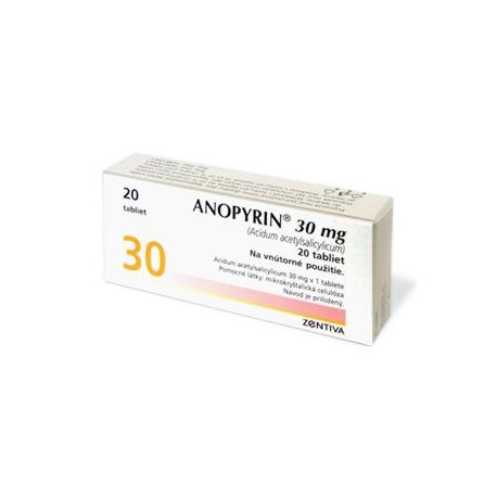 Anopyrin 30mg