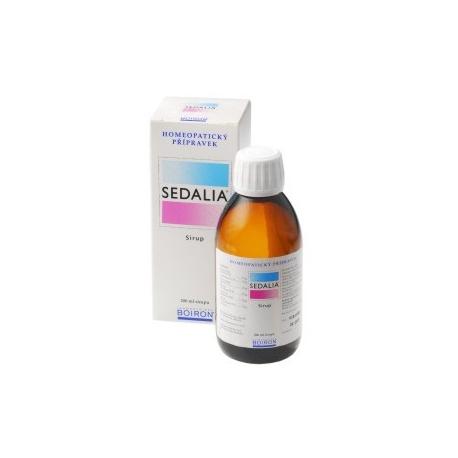 Sedalia homeopatický sirup