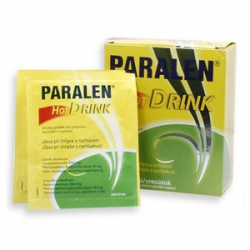 Paralen Hot Drink 6 vreciek