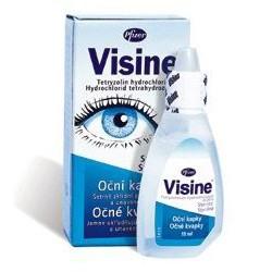 Visine Classic 0,05% kvapky 15ml