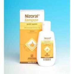 Nizoral šampón 2% 60ml