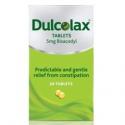 DULCOLAX tbl ent 40x5 mg