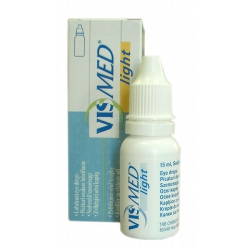 VISMED light roztok 15ml