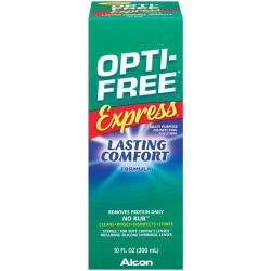 OPTI-FREE EXPRESS roztok na kontaktné šošovky 355ml
