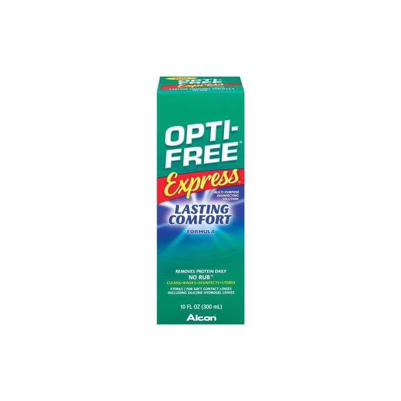 42f8ec91b OPTI-FREE EXPRESS roztok na kontaktné šošovky 355ml | Lekáreň ...