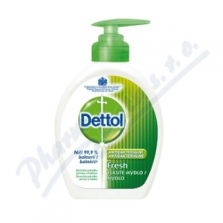 DETTOL antibakteriálne tekuté mydlo Fresh 250ml