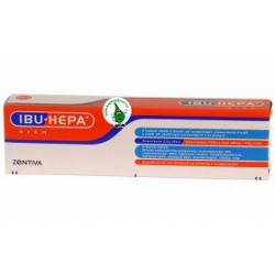 IBU-HEPA krém 50g
