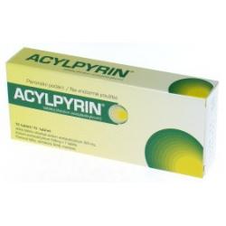 ACYLPYRIN (tbl eff 10x500 mg)