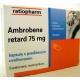 AMBROBENE RETARD 75 mg