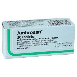 Ambrosan 30 mg tbl 20x30 mg (blis.PVC/Al)