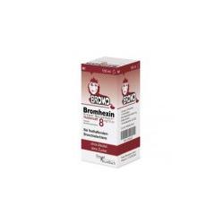 Bromhexin 8 sirup KM sir 1x100 ml (fľ.skl.hnedá+odmerka)