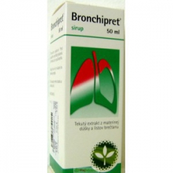 Bronchipret sirup sir 1x50 ml