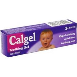 Calgel gel dnt 1x10 g