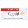 Canesten Kombi (tbl vag 1x500 mg + crm vag 1x20 g)