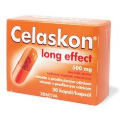 CELASKON LONG EFFECT cps pld 30x500 mg (blis. PVC/PVDC)
