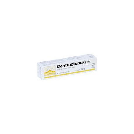 CONTRACTUBEX (gel 20 g)