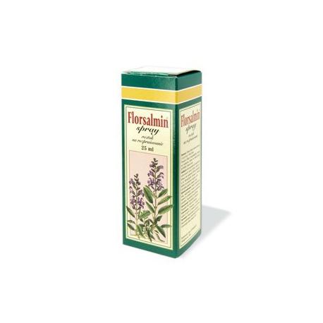 FLORSALMIN spray (sol neb 1x25 ml)