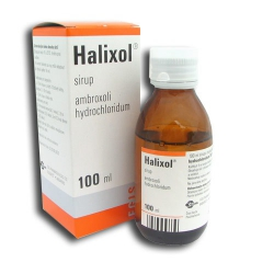 Halixol sirup 100ml