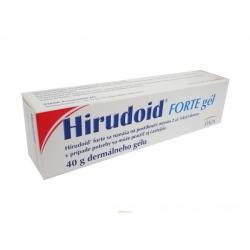 HIRUDOID FORTE gél 40g