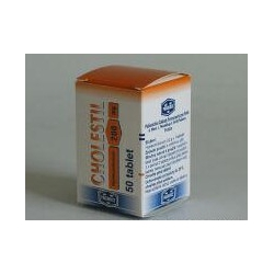 Cholestil tbl 50x200mg