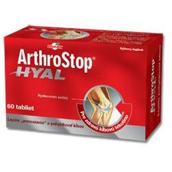 ARTHROSTOP HYAL (tbl 60) - ukončená výroba náhrada PROENZI